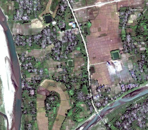 Myanmar Is Bulldozing Rohingya Villages in a Move Some Fear Is Erasing Evidence of Atrocities