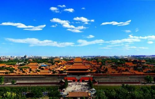 Forbidden City most visited museum in world