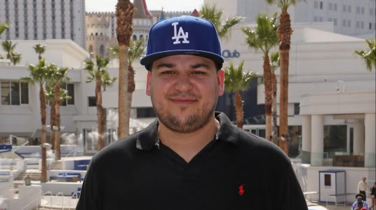 Rob Kardashian's Daughter Dream Makes the Sassiest Face in Hilarious Rare Pic
