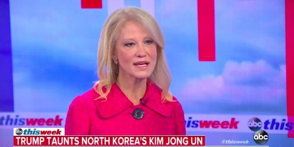 Kellyanne Conway said Trump called North Korea's dictator 'short and fat' because Kim Jong Un 'insulted him first'