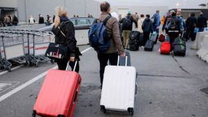 80,000 airline passengers suffer due to Belgium strike, train chaos