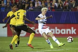 Now that it has secured a World Cup berth, what's next for US women's soccer team?