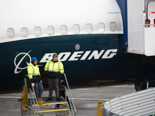 Boeing soars 9% as it starts up test flights for troubled 737 Max, report says