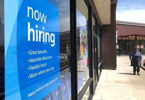 Unemployment rate rises slightly after US added way fewer jobs than expected in April