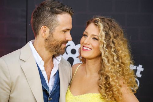 Blake Lively Gushes That She's 'Happy' About Her 'Life Choices' in Flirty Comment to Ryan Reynolds