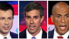 Democratic Candidates Tussle Over Gun Control Ahead Of Fourth Debate