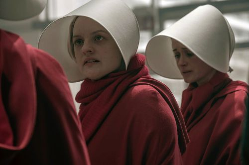 The illustrator for 'The Handmaid's Tale' comic didn't watch the show