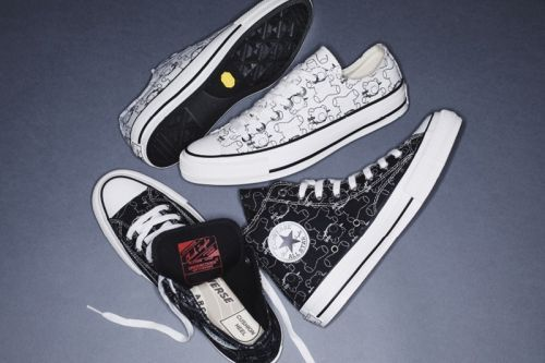 UNDERCOVER Unveils Graphic-Heavy Converse Addict Chuck Taylors