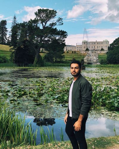 Top Qatari travel blogger visits Ireland