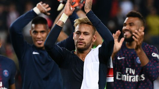 Neymar, Mbappe & PSG's stars face fines for not applauding their fans