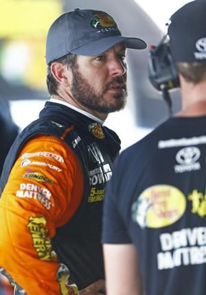 NASCAR champion Truex needs sponsor to keep team intact