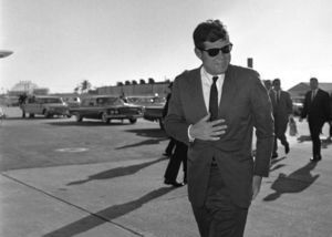 A nation remembers JFK, who would have turned 100 today
