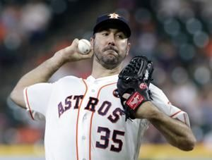 Verlander, Astros come rolling into Detroit from Boston