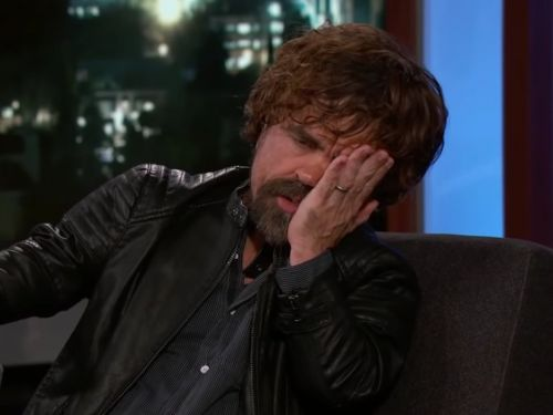 'Game of Thrones' star Peter Dinklage has a morbid prank he pulls on his co-workers