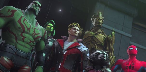 Marvel Ultimate Alliance 3 is a fun romp bogged down by technical issues