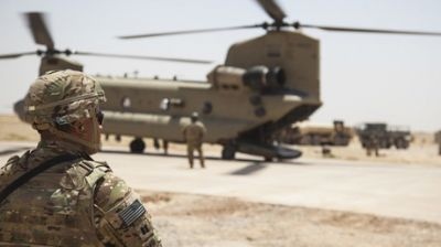 2 US soldiers killed, 5 more wounded in possible ISIS attack in Iraq