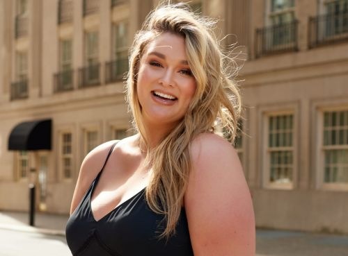 Hunter McGrady Is Launching a Fashion Line