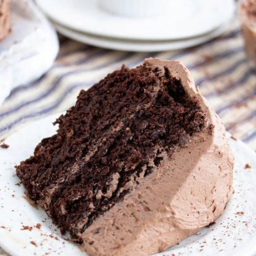 The Best Ever Vegan Chocolate Cake