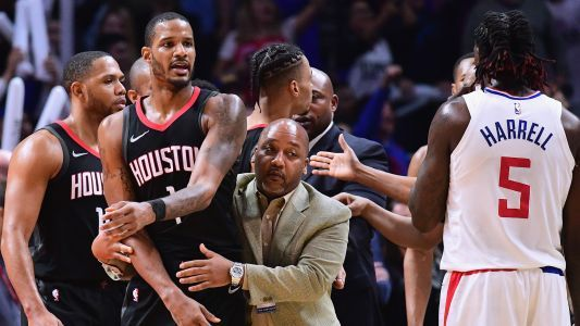 Rockets' Trevor Ariza, Gerald Green suspended for locker room incident