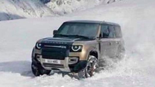 New Land Rover Defender: Details And Pictures Before You're Supposed To See Them
