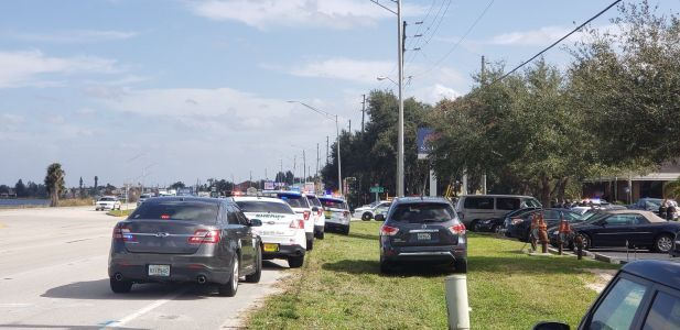 Suspected gunman in Sebring bank shooting surrenders, deputies say