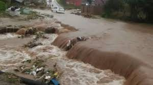 33 dead in South Africa floods and mudslides