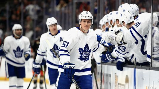 NHL Rumor Roundup: With William Nylander back for the Maple Leafs, is Jake Gardiner the odd man out?