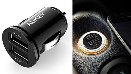 This Tiny USB Car Charger Has a Tiny Price to Match