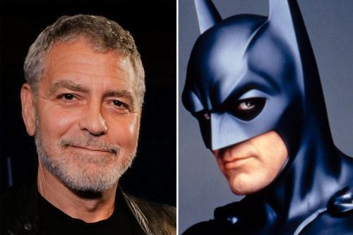 George Clooney says it 'physically hurts' to watch 'Batman & Robin'