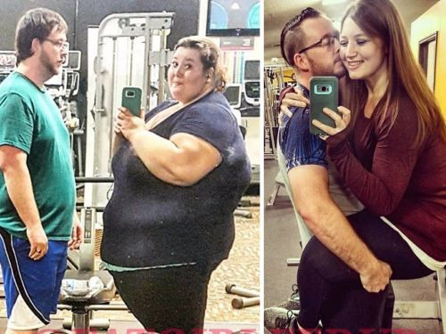 20 people who lost more than 100 poundsshare their secret to success
