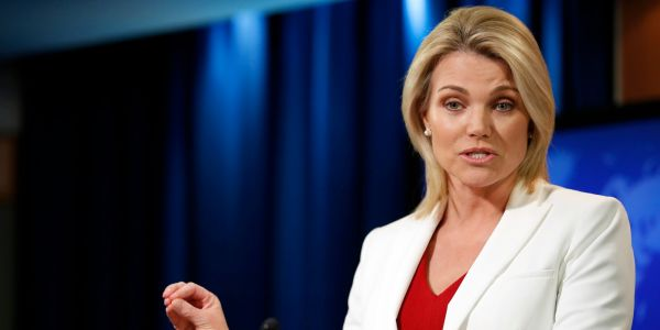 Heather Nauert withdraws from consideration as UN ambassador, saying the last 2 months have been 'grueling' for her family