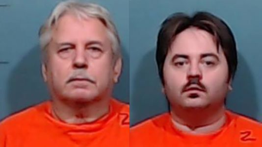 Father, son accused of killing neighbor over dispute about box spring