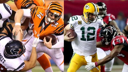 NFL Weekend Kickoff: Bengals, Texans look to right ship before Sunday's marquee matchups
