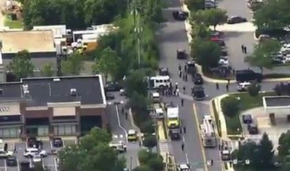 Report: 4 People Killed In Annapolis Newspaper Building Shooting
