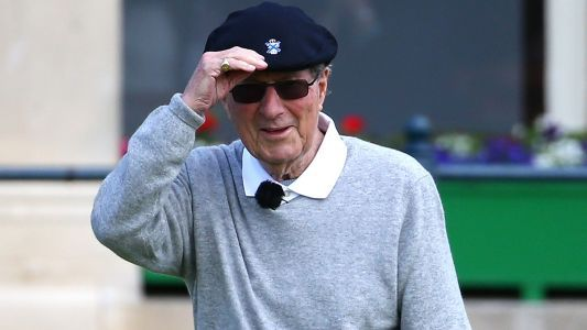 Five-time British Open winner Peter Thomson dies at 88