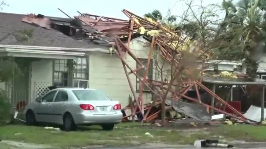 Hurricane came too fast for many to evacuate