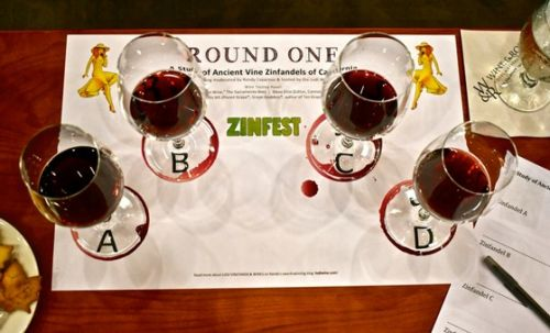 2019 ZinFest Blind Tasting: How Lodi Zinfandels compare to some of California's finest
