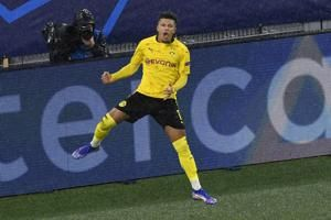 Dortmund beats Zenit 2-0 for first Champions League win