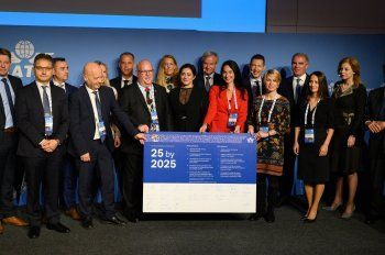 Hahn Air joins IATA's 25by2025 Diversity & Inclusion Initiative