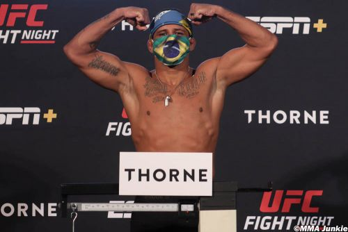Gabriel Green very familiar with UFC on ESPN 9 opponent Daniel Rodriguez, reveals past booking