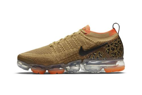 Leopard Print Joins Nike's Air VaporMax 2.0 Animal-Themed Pack