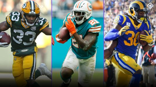 Fantasy Injury Updates: Aaron Jones, Frank Gore, Todd Gurley, more affecting Week 16 waiver wire pickups, rankings