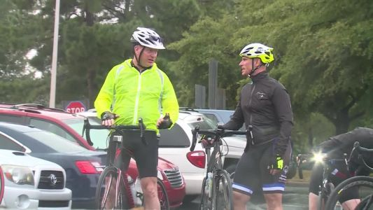 Michael poses threat to 3-day bike ride that raises money for Special Olympics