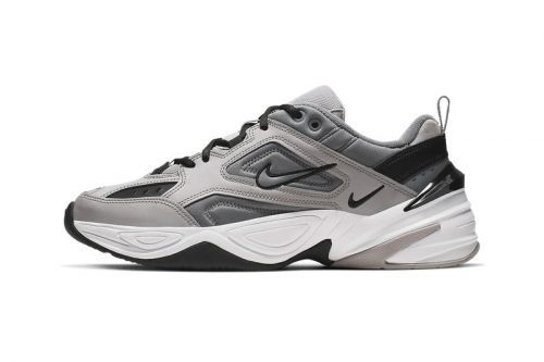 """Nike's M2K Tekno Receives a Polished """"Cool Grey"""" Makeover"""