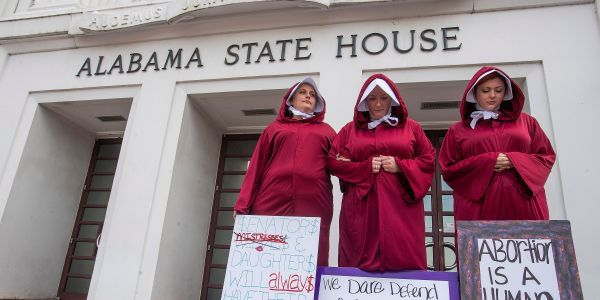 A state legislature that is 85% male passed the most extreme abortion ban in the US since Roe v. Wade