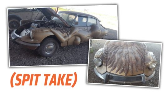 Here It Is, The Most Terrifying Citroën On Craigslist