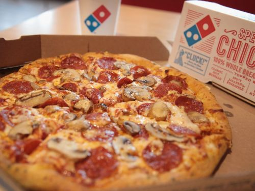 Domino's Is Hell-Bent on World Pizza Domination