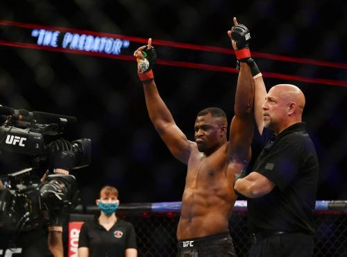 Francis Ngannou frustrated wasting his prime waiting for another UFC heavyweight title shot