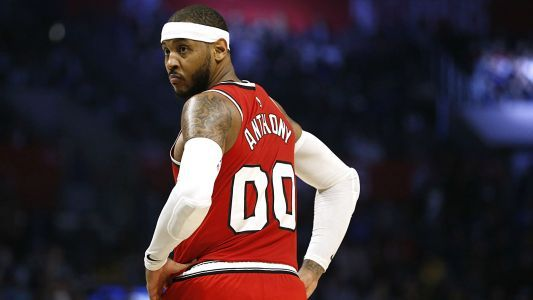 Carmelo Anthony's Trail Blazers contract to become fully guaranteed, reports say