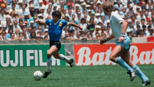 FIFA Rewind: Watch Argentina versus England from World Cup 1986 in full this Saturday!